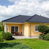 Maison avec fenêtres PVC au meilleur prix