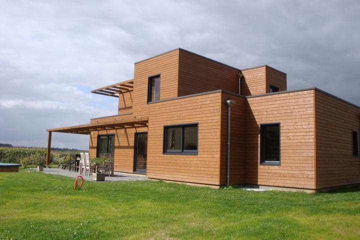 avantage maison ossature bois