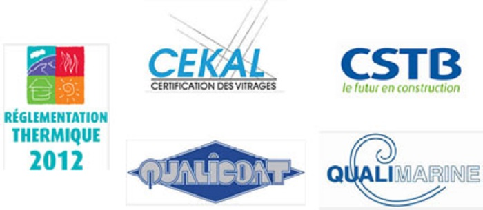 certification CEKAL RT2012